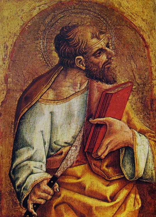 Carlo Crivelli: San Bartolomeo