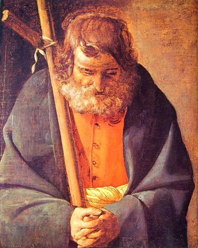 San Filippo, cm. 63 x 52, N. C. Parigi