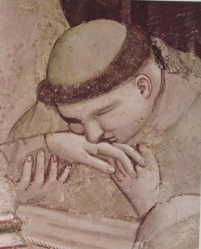 """Giotto: """"L'accertamento delle stimmate"""