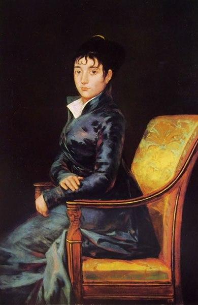 Goya - Ritratto di Teresa Sureda