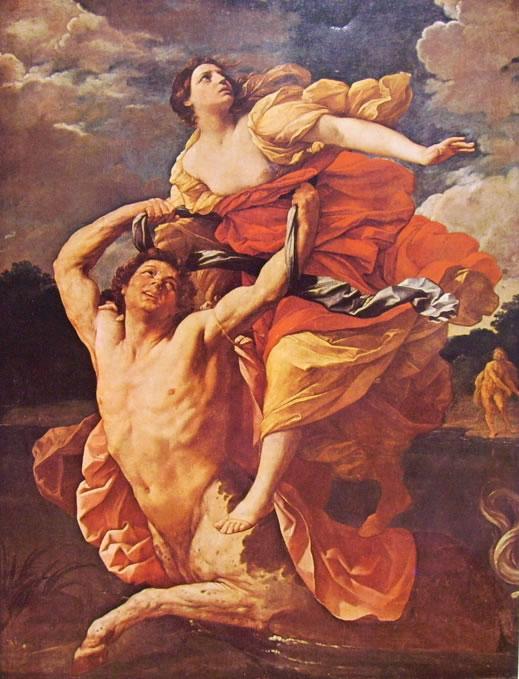 Ercole e Deianira