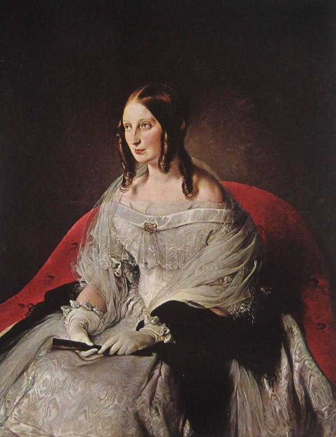 Hayez: La principessa di Sant'Antimo