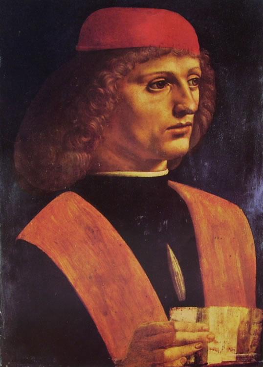 Leonardo: Ritratto di Musicista