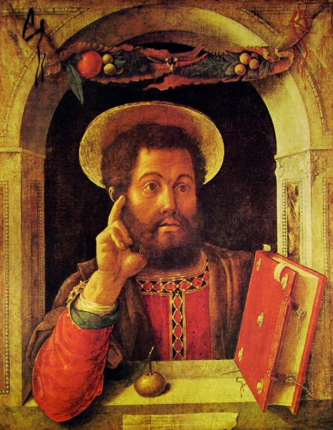 Mantegna: San Marco