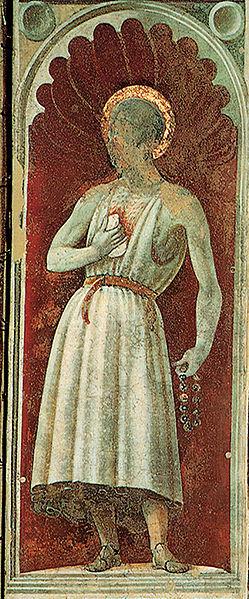 Paolo Uccello: Cappella dell'Assunta - San Gerolamo