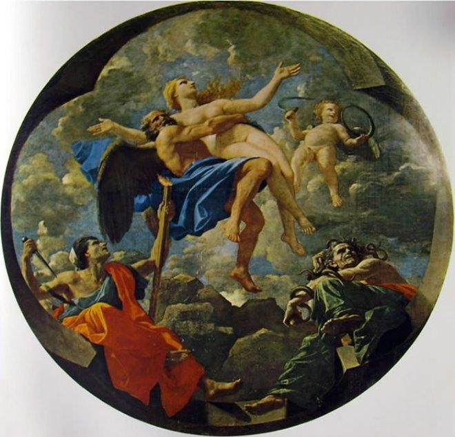 Nicolas Poussin: Il tempo e la Verità