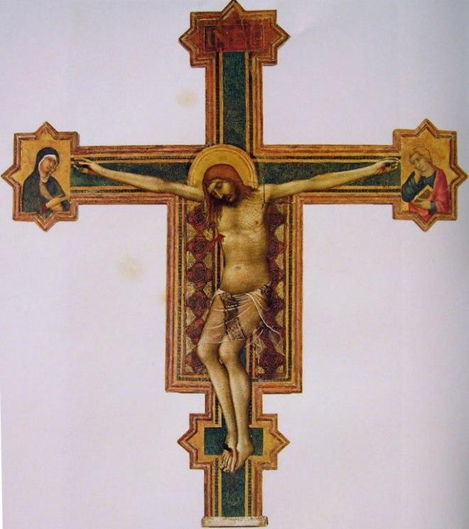 Simone Martini: Crocifisso