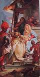 42 Gian Battista Tiepolo - l'adorazione dei magi