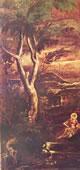 53 Tintoretto - dipinti per la sala inferiore di San Rocco
