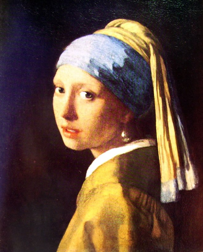 Jan Vermeer: Ragazza con turbante