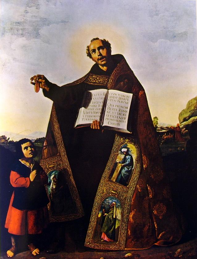 Francisco Zurbarán:Dipinti per San Roman a Siviglia
