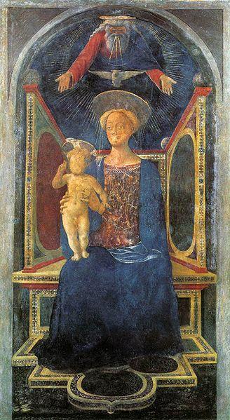 Domenico Veneziano: Tabernacolo Carnesecchi