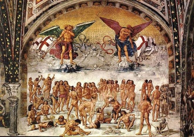 Apocalisse e Resurrezione della carne