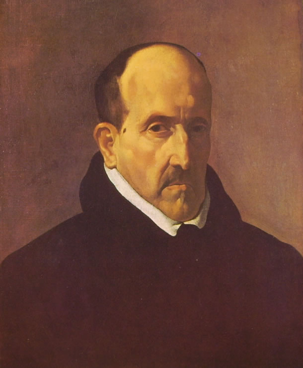 Luis de Gongora, Boston Museum of Fine Arts, 51 x 41 cm.