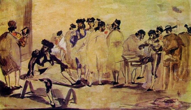 Edouard Manet: La posada
