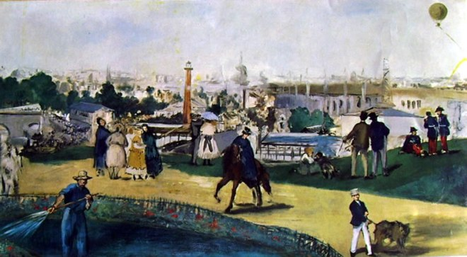 Edouard Manet: L'esposizione Universale di Parigi