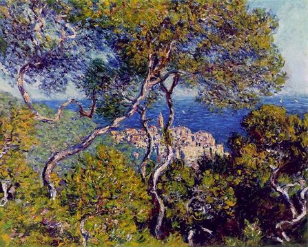 Claude Monet - Bordighera