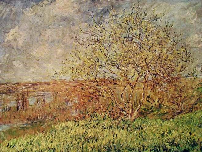 Claude Monet: Primavera