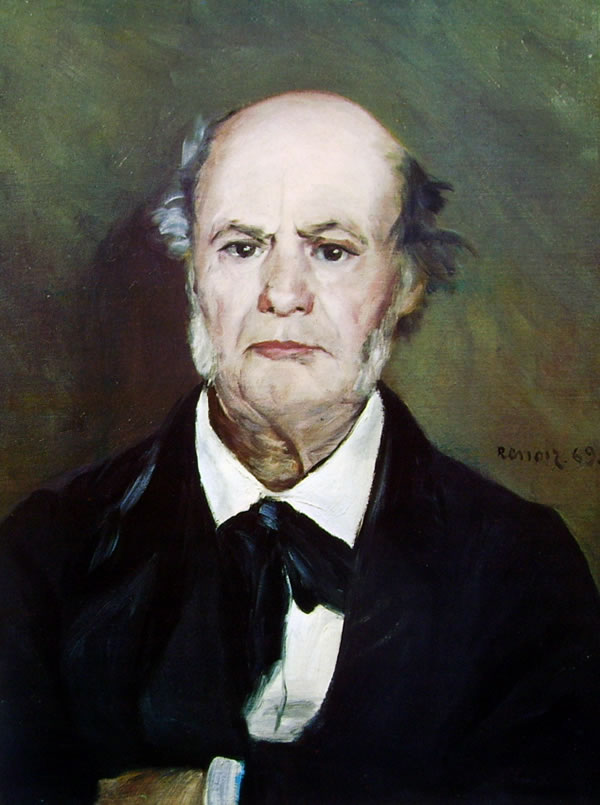Leonard Renoir, cm 61 x 48, City Art Museum, Saint Louis