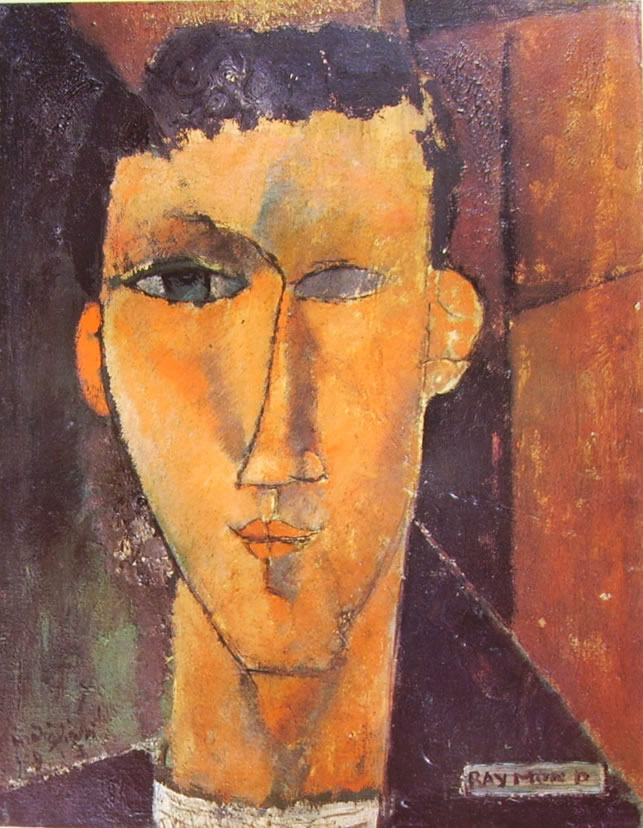 Amedeo Modigliani: Raymond
