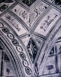 """Decorazione pittorica della """"Tomba dei Pancratii""""(Roma)"""