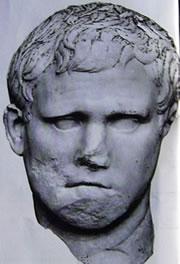 Marco Vipsanio Agrippa, Museo Capitolino, Roma