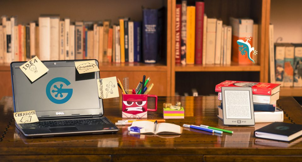Arriva Geeko Editor, startup letteraria