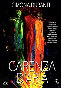 Carenza d'aria Book Cover