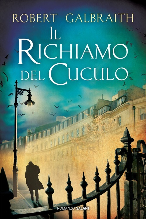 Il richiamo del cuculo Book Cover