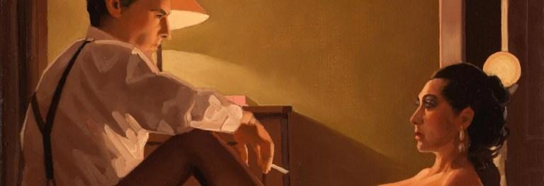 La seduzione di un attimo: Jack Vettriano e l'erotismo
