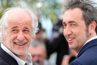 Tony Servillo e Paolo Sorrentino