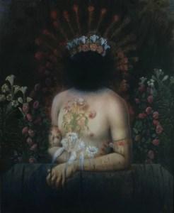 follia Agostino Arrivabene Lucifero. Pesante ho l'anima, di una tenebra perenne, 1997