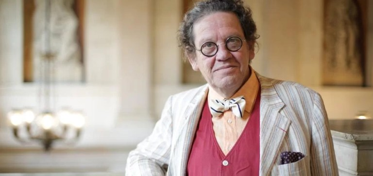 Dialogo con Philippe Daverio: «Europa, una civiltà fondata sul libro»