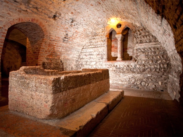 Tomba di Giulietta, Verona Fonte: http://www.verona.net/