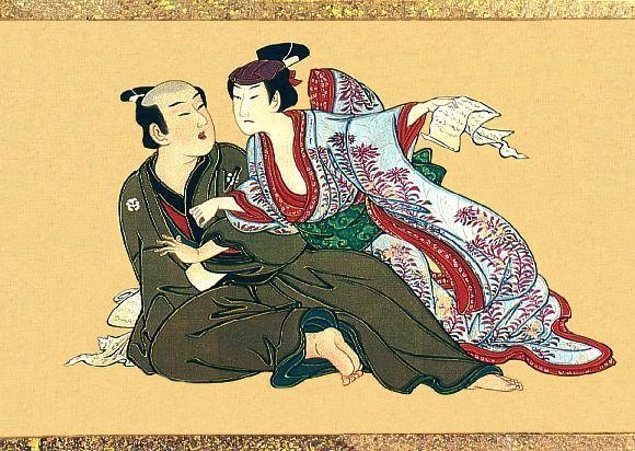 japan Miyagawa Isshô-Spring Pastimes