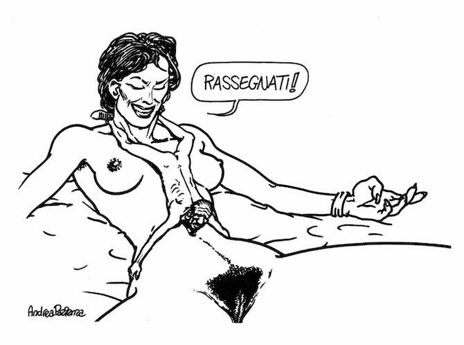 Andrea Pazienza
