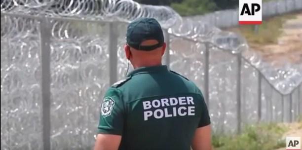 muri nel mondo - Il muro tra Turchia e Bulgaria