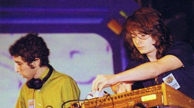 daft punk all'epoca di Homework