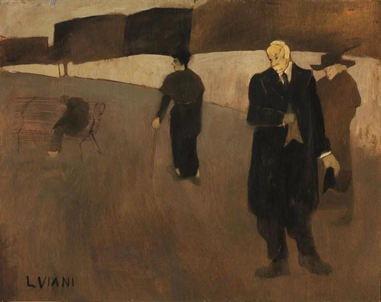 Lorenzo Viani, l'espressionista emarginato