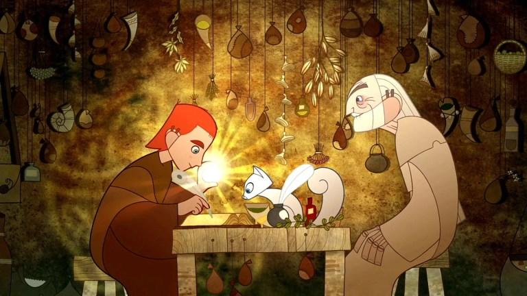 """""""The Secret of Kells"""": quando l'animazione incontra la storia"""