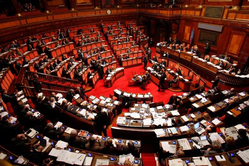 referendum sul taglio dei parlamentarei