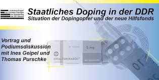 doping di stato DDR