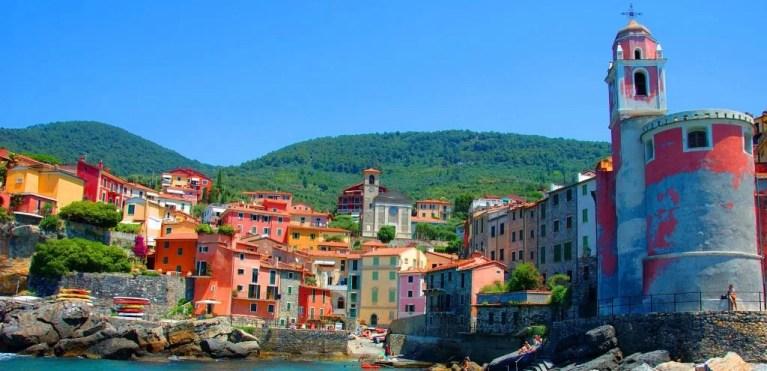 La Liguria che sorride dal Golfo dei Poeti