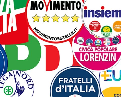 simboli partiti politici