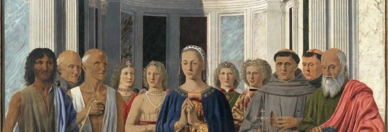 «Pala di Brera»: la modernità nascosta di Piero della Francesca