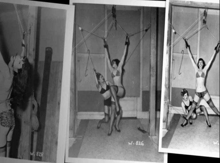 John Willie, «Bizarre» e il feticismo degli anni Cinquanta