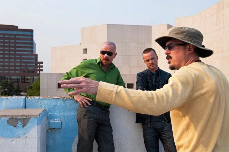 Un feuilleton nel New Mexico: le vicende di Vince Gilligan