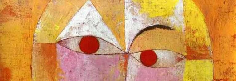L'arte di Paul Klee: l'origine ovvero il non-ancora-nato