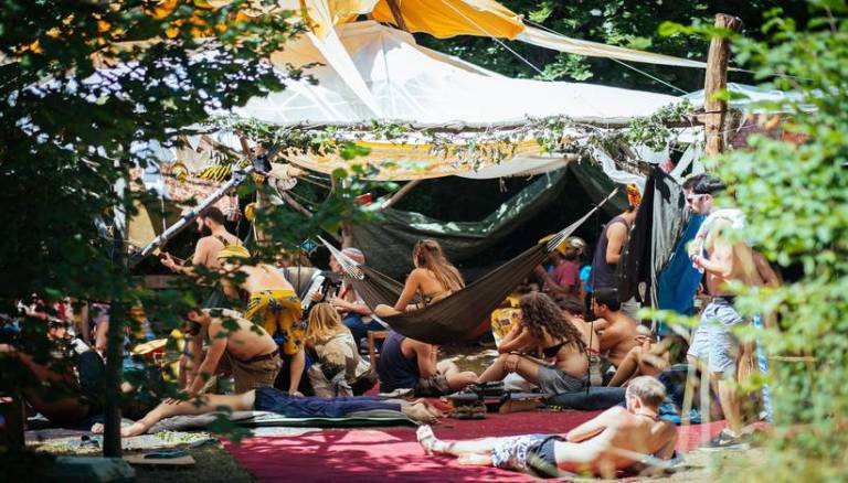 Fricchettoni si resiste: vibrazioni dal Mandrea Music Festival