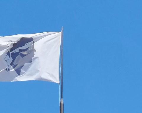 bandiera corsica